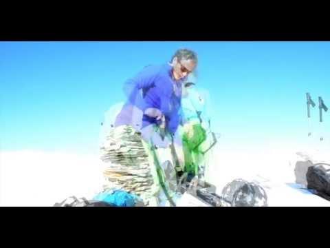 Schnellere Rettung mit der ROTAUF Lawinenboje (BILD/VIDEO)