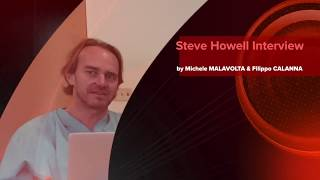 Stephen Howell Interview