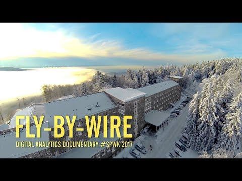 """Fly-by-Wire"": Digital Analytics Documentary 2017"