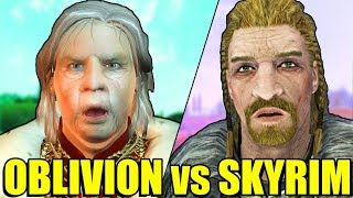 5 Things Oblivion Did Better Than Skyrim