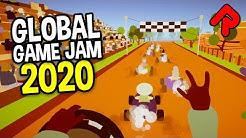 Best of Global Game Jam 2020: Repair & Run, Drone Seamulator, Yugo Trip, Hammertime, Letter Lab