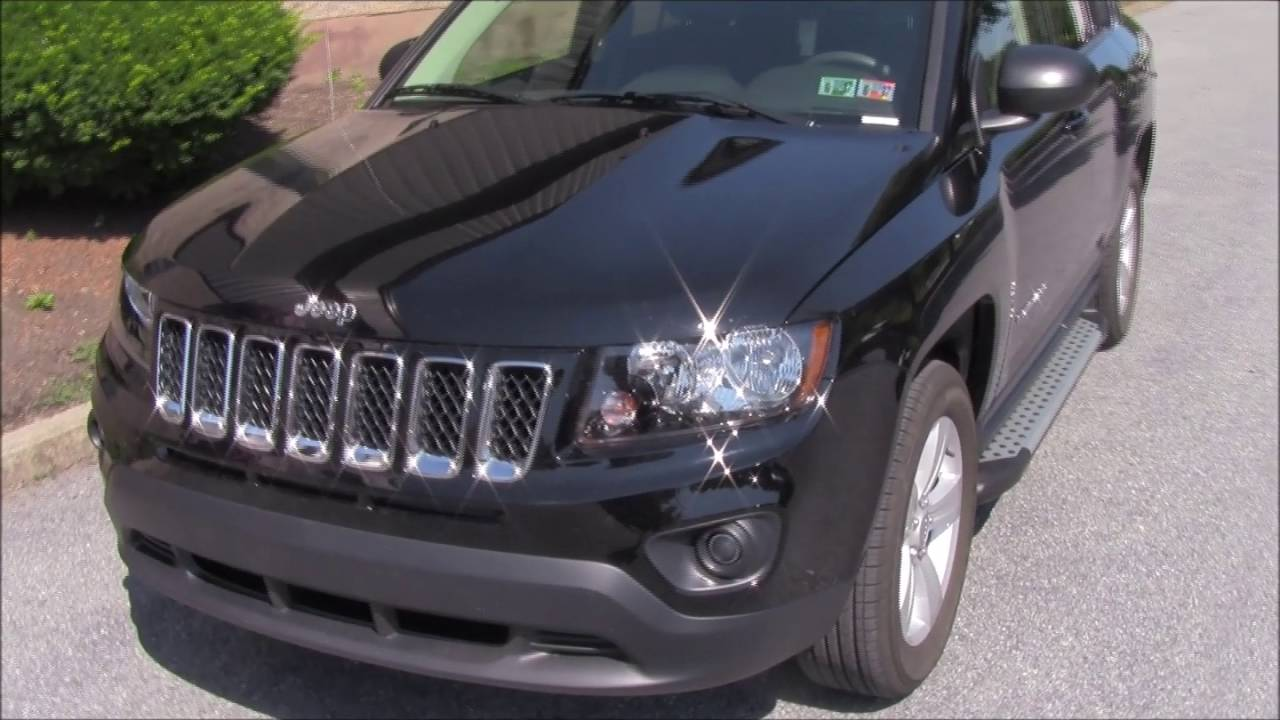 how to install romik ral running boards on a 2016 jeep compass