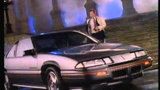 1989 Pontiac Grand Prix commercial.