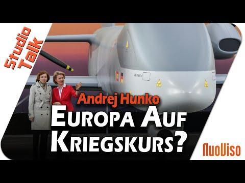 Europa auf Kriegskurs?