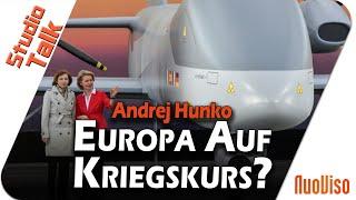 Europa auf Kriegskurs? - Andrej Hunko im NuoViso Talk