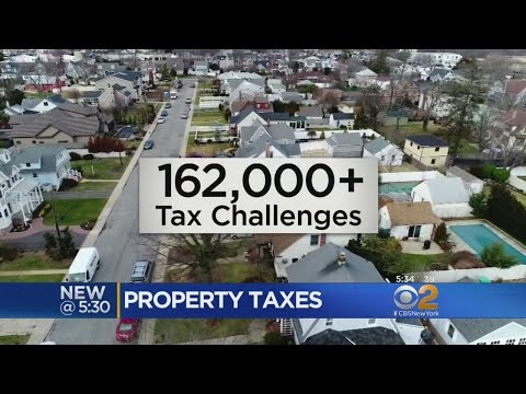 Outcry Over Tax Burden In Nassau County