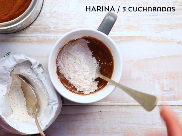 Brownie de Café para Uno