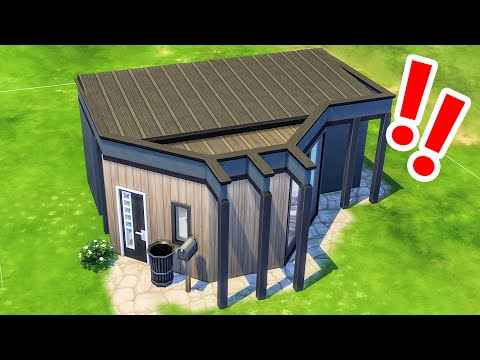 I'm Trying The IMPOSSIBLE Tiny Home Challenge!