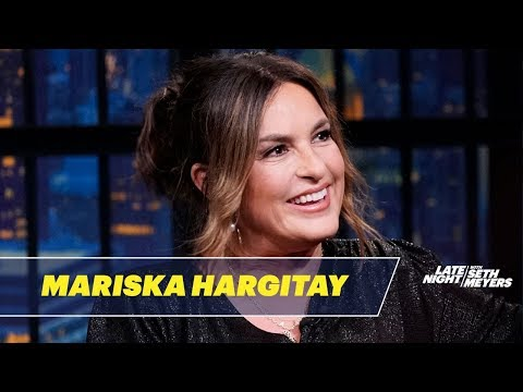 Mariska Hargitay watched 'Law & Order: 'SVU' rerun and didn't remember performance