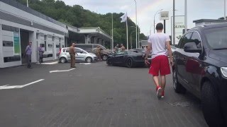 Lamborghini Aventador Mansory Carbonado GT в Киеве