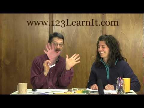 123 LearnIt  Learn English Lesson 1