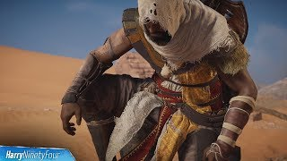 Assassin's Creed Origins (AC Origins) - All Stone Circle Locations & Solutions
