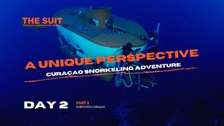 Diving in with Substation Curaçao | The Curasub on Day 2 | The Suit Curacao Vlog