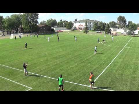 Sheridan College Men's Soccer vs University of Jamestown