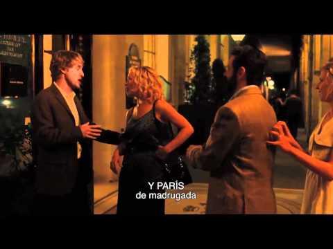 Medianoche en París Trailer subtitulado al español películas sobre romances y viajes en el tiempo