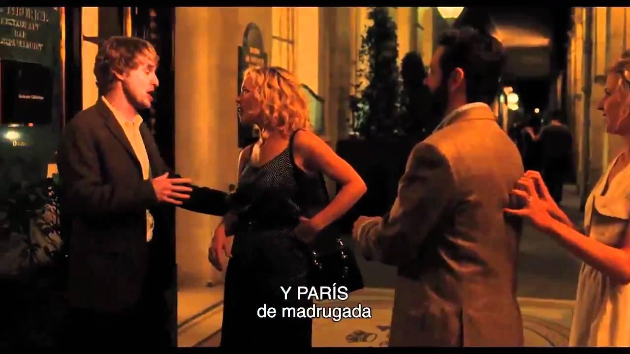Medianoche en paris trailer latino dating 5