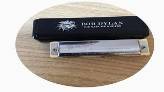 Hohner Bob Dylan Harmonica Review