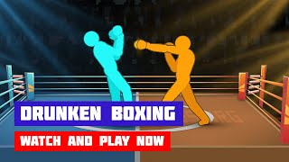 Drunken Boxing · Game · Gameplay