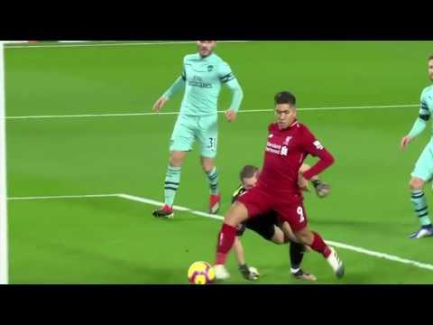 Roberto Firmino Hat-Trick VS Arsenal • EPL Mp3