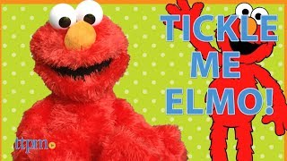 Tickle Me Elmo From Hasbro