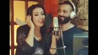 احمد سعد وسمية الخشاب بالحلال يا معلم توزيع حسين محمود ريمكس 2017   YouTube