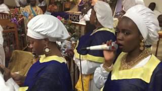 ccc revivalist parish harvest 2016 song led by imoleayo