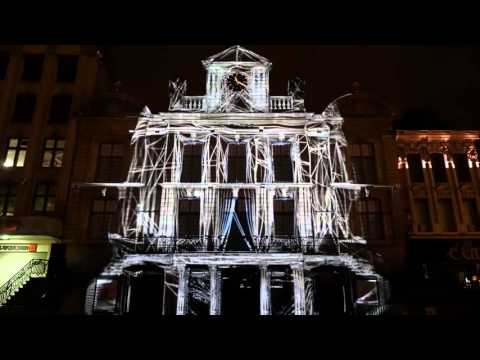 Sound of Earth - Mapping Lille 2015