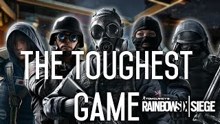 The Toughest Game I've Ever Had In Rainbow Six Siege (FULL GAME)