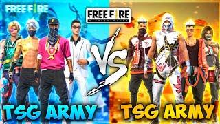 TSG LEGEND VS TSG ARMY 🛑 - BEST VS BEST OKAT K  BAAT - TSG LEGEND  S L VE ⚡