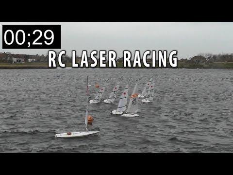 RADIO CONTROL LASER RACING