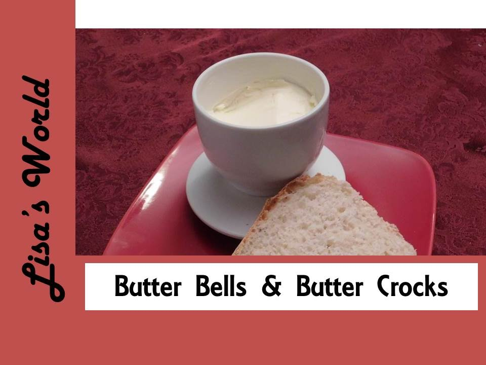 Can I use whipped butter in the Butter Bell Crock? Whipped butter is not recommended for storage in the Butter Bell crock, as it is less dense than regular butter. It contains tiny air pockets (hence the fluffiness) which causes the butter to fall into the water. In addition, ghee or clarified butters are not recommended for use in the Butter Bell crock.
