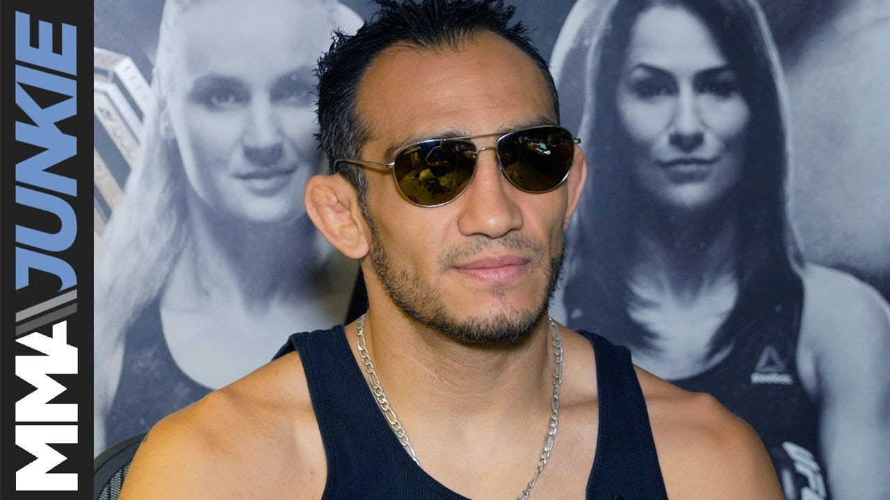 UFC 238: Tony Ferguson pre-fight interview