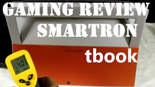 [Hindi - हिन्दी] Smartron t-book Gaming, Heating Review | Sharmaji Technical