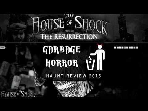 house of shock 2015. 19:25 house of shock 2015