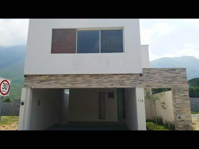Casa En Venta Thessalia Carretera Nacional Monterrey (VENDIDA)