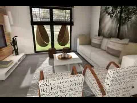 Proyecto virtual de dise o de interiores para vivienda for Interiores de viviendas