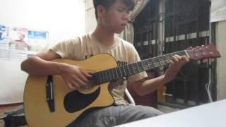 (Trần Quang Lộc) Có phải em mùa thu Hà Nội (Classic Guitar Solo)