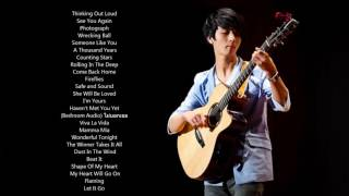 Relaxing Music From Sungha Jung(The Best Of) - Stafaband