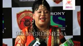 Comedian Bharti Singh Comment on Reporter