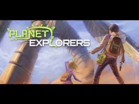 Planet Explorers - Tutorial/Let's Play - Episode 13 - Starting a Colony!!