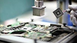 Ремонт видеокарты. Реболинг графического процессора(, 2013-06-13T06:54:26.000Z)