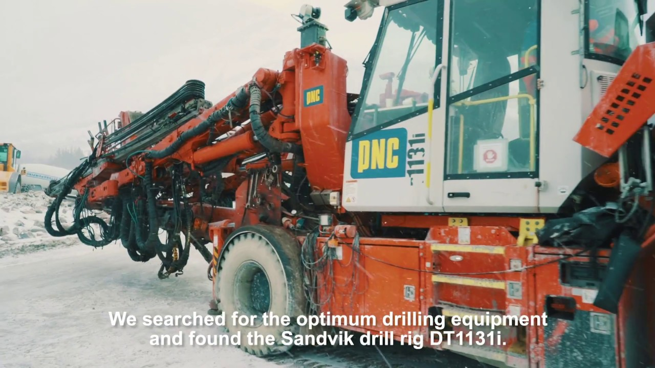 Scan & Deliver | Sandvik Mining and Rock Technology