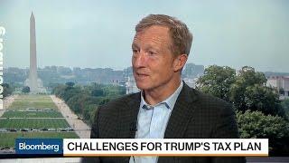 Billionaire Steyer Calls Trump