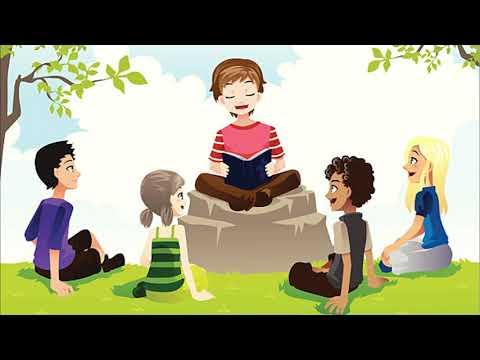 Десять заповедей Ветхий Завет в пересказе для детей Глава 45