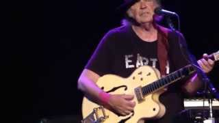 Neil Young Live in Liverpool 13th July 2014: Separate Ways