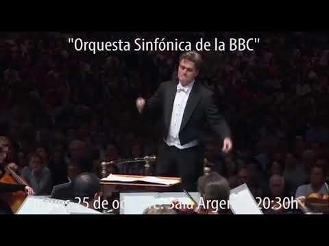 Concierto Sinfónica BBC