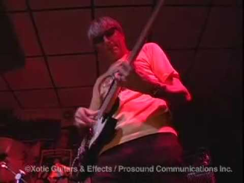 Oz Noy,Will Lee and Anton Fig Live at Baked Potato,Sep 28 2005 Part2