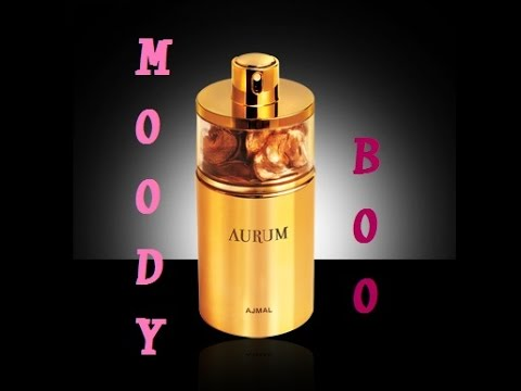 You Pick Ajmal Aurum By Moody Boo Reviews 2014 Youtube