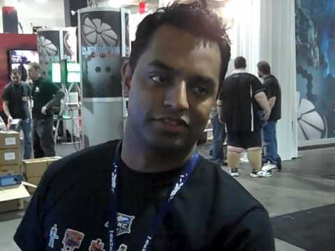 Uber Entertainment Monday Night Combat PaxEast 2010.wmv