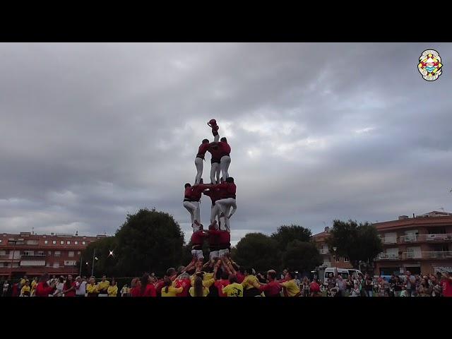 3d7a Castellers Alt Maresme @ Palafolls (08/09/2019)